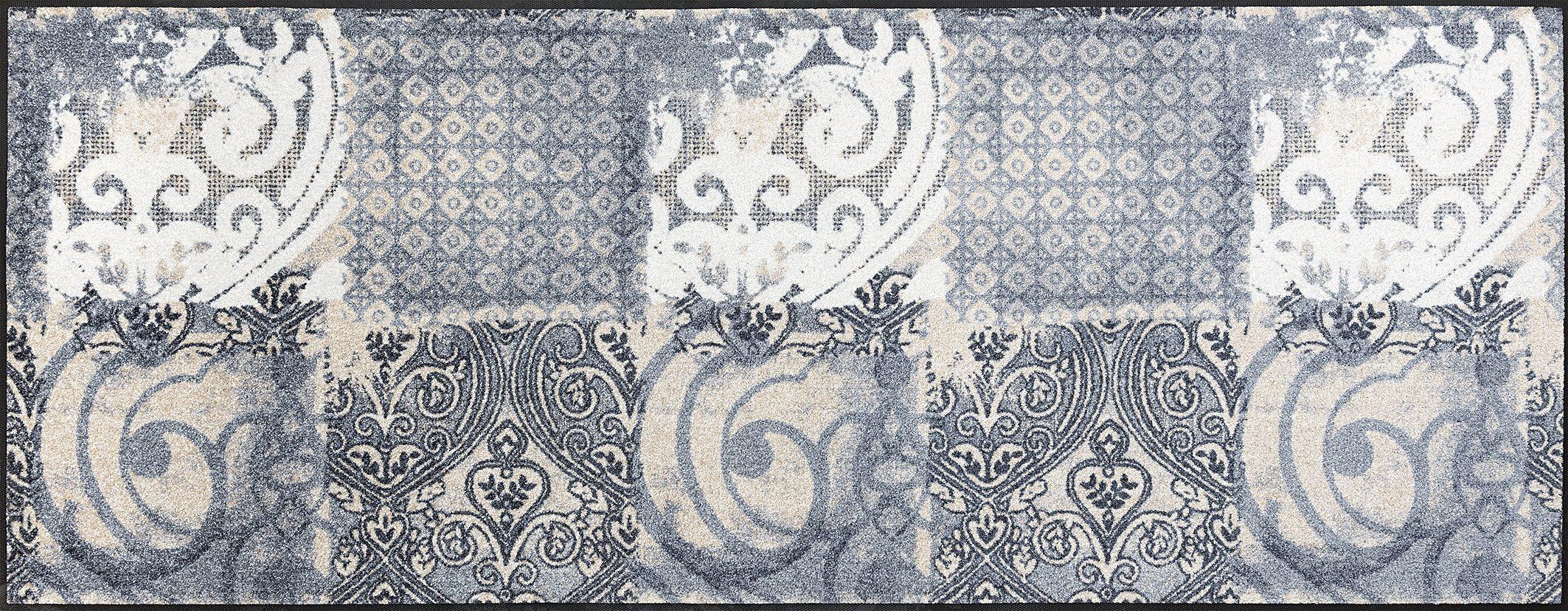 Läufer Arabesque wash+dry by Kleen-Tex rechteckig Höhe 7 mm gedruckt