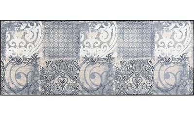 Läufer, »Arabesque«, wash+dry by Kleen - Tex, rechteckig, Höhe 7 mm, gedruckt kaufen