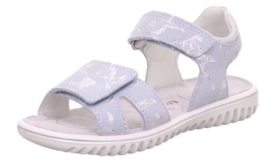 Superfit Sandale »Sparkle WMS Weiten-Messsystem: mittel«, mit doppeltem Klettverschluss kaufen