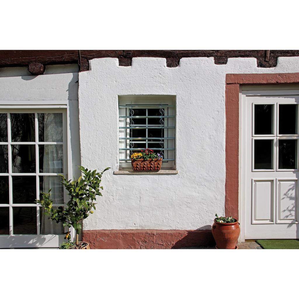 GAH Alberts Fensterschutzgitter »Secorino Style«, BxH: 50-65x30 cm