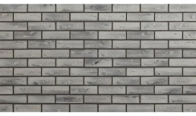ELASTOLITH Verblender »Nebraska«, grau, für den Außen -  und Innenbereich 5 m² kaufen