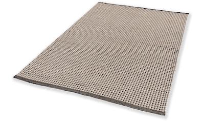 SCHÖNER WOHNEN-Kollektion Teppich »Naska«, rechteckig, 10 mm Höhe, Wohnzimmer kaufen