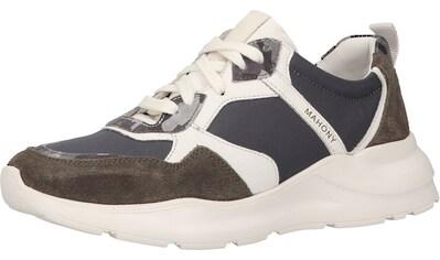 MAHONY Sneaker »Leder/Textil« kaufen