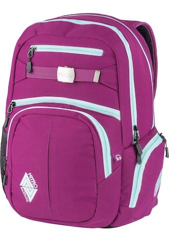NITRO Schulrucksack »Hero, Grateful Pink« kaufen