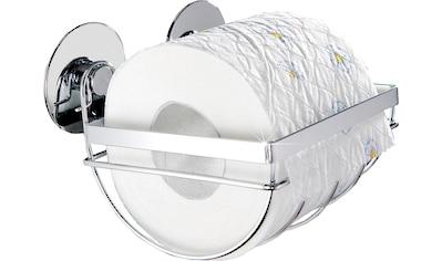 WENKO Toilettenpapierhalter »TurboFIX«, Edelstahl kaufen