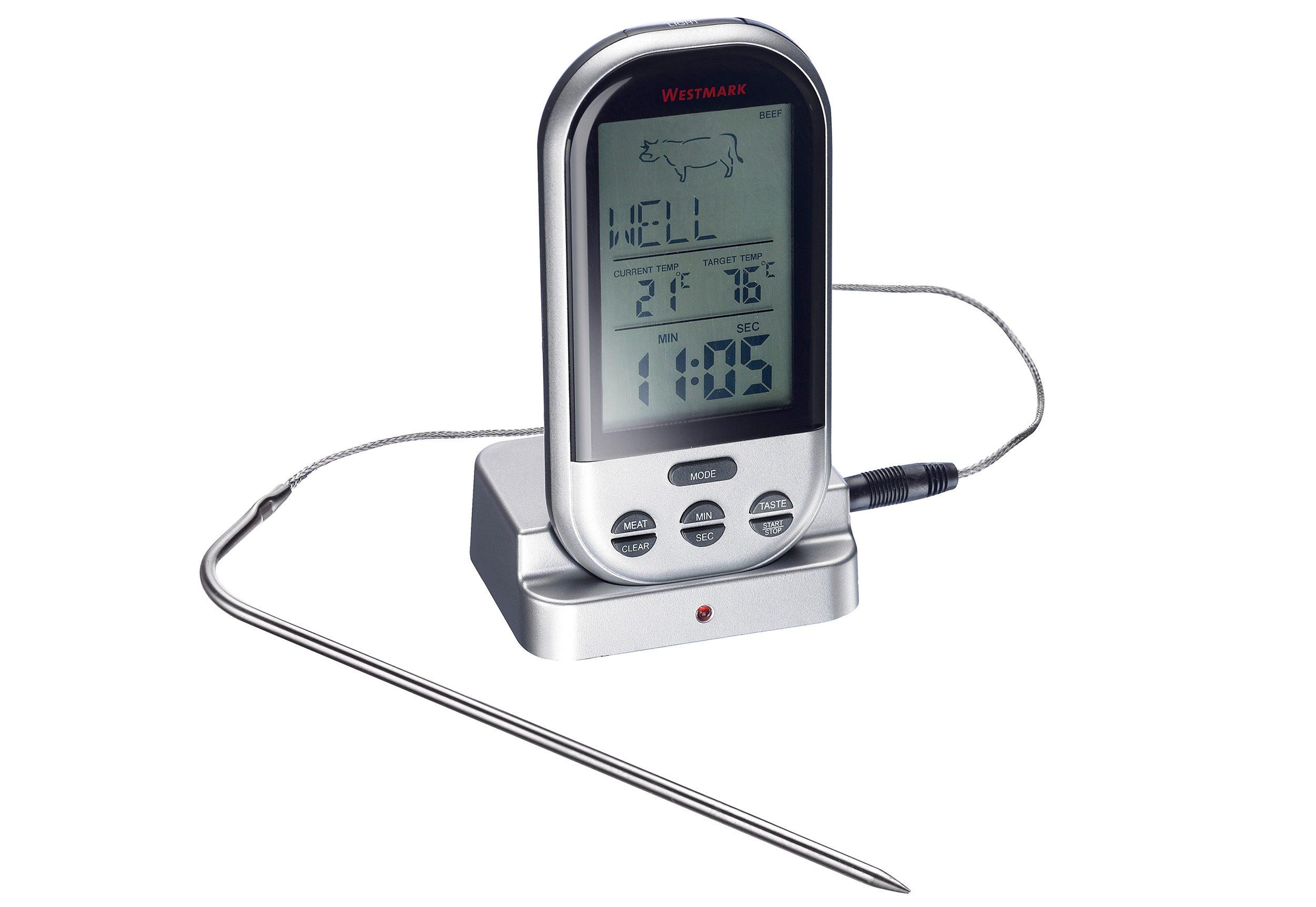 WESTMARK Funk-Bratenthermometer, digital