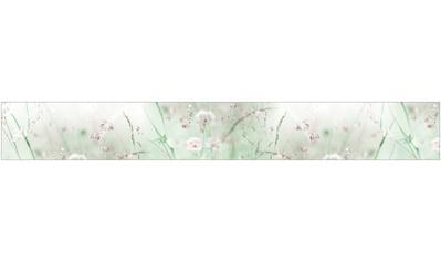 MySpotti Küchenrückwand »fixy Wildblumen«, selbstklebende und flexible... kaufen