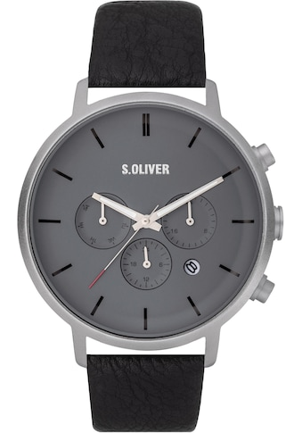 s.Oliver Multifunktionsuhr »SO - 3868 - LM« kaufen