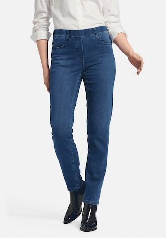 Peter Hahn Dehnbund-Jeans »Schlupf-Jeans Passform Sylvia«, mit elastischem Bund kaufen