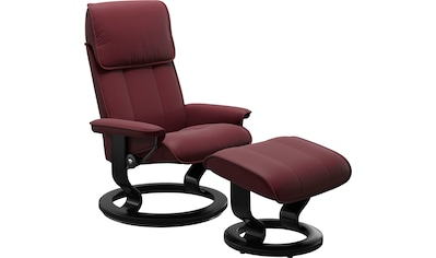 Stressless® Relaxsessel »Admiral«, mit Classic Base, Größe M & L, Gestell Schwarz kaufen