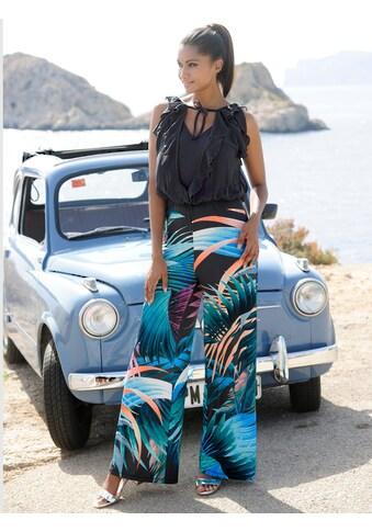 Alba Moda Overall mit Volants kaufen
