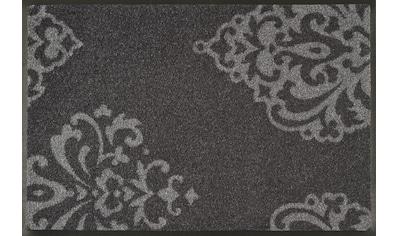 wash+dry by Kleen-Tex Fußmatte »Lucia«, rechteckig, 7 mm Höhe, Schmutzfangmatte, In-... kaufen