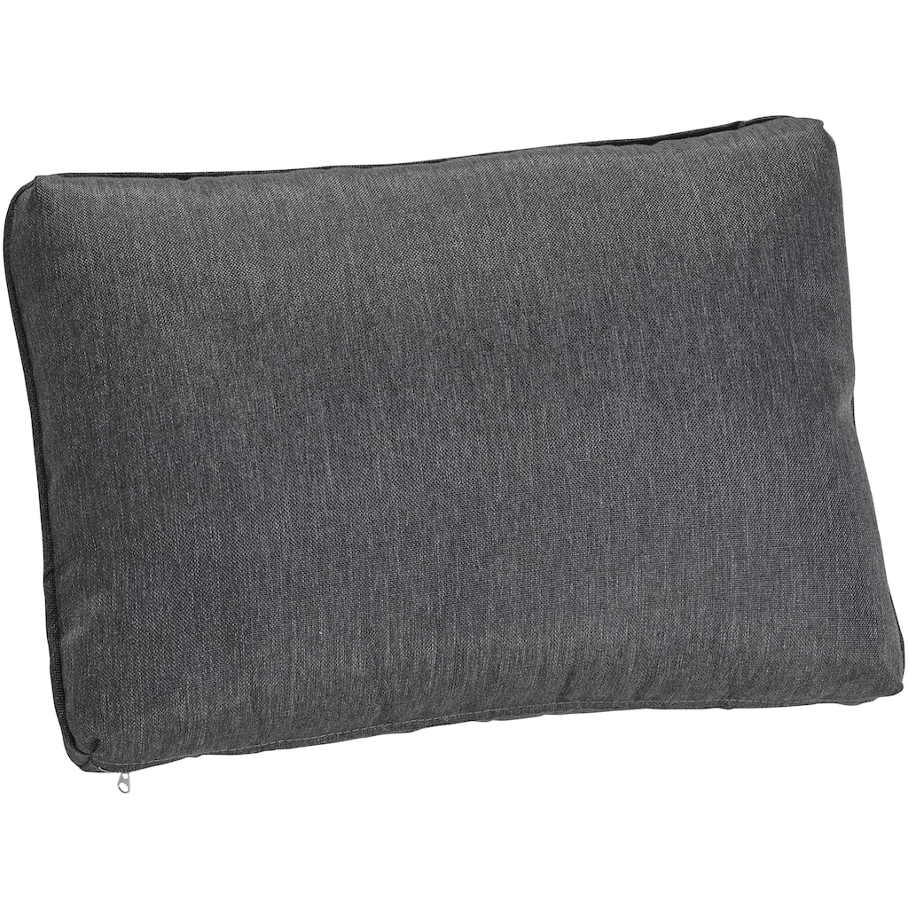 KONIFERA Loungebett »Sylt«, Sofa, Zierkissen, Hängetisch mit klappbarem Dach