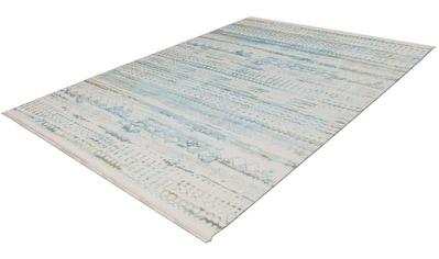 Arte Espina Teppich »Queen 100«, rechteckig, 15 mm Höhe, Vintage Design, mit farblichen Fransen, Wohnzimmer kaufen