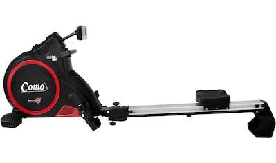 Christopeit Sport® Ruderzugmaschine »Como black edition«, Ruderschiene platzsparend... kaufen