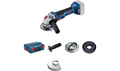Bosch Professional Akku-Winkelschleifer »GWS 18V-10 Professional«, mit verbesserter... kaufen