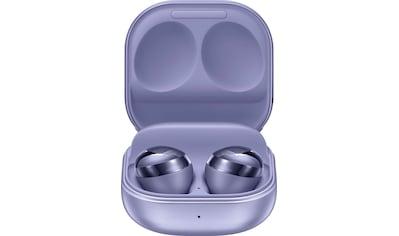 Samsung wireless In-Ear-Kopfhörer »Galaxy Buds Pro«, Bluetooth, Active Noise Cancelling (ANC)-Freisprechfunktion-Sprachsteuerung kaufen