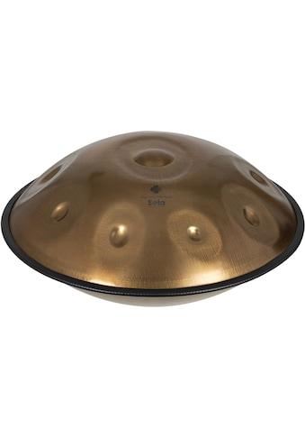 Sela Handpan »Harmony F Low Pygmy Stainless Steel, goldfarben«, inkl. gepolsterte... kaufen