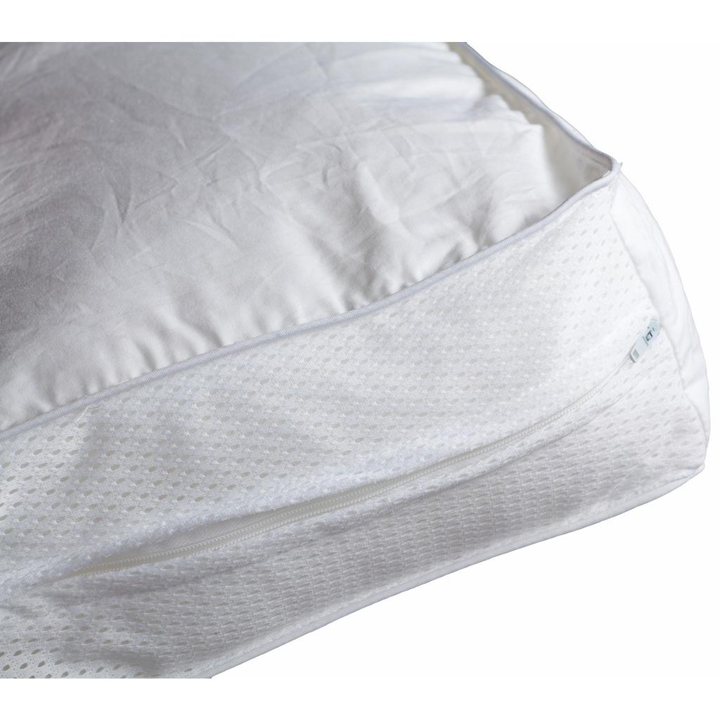 Jekatex Nackenstützkissen »Sweety«, Füllung: Mit Füllung, Bezug: Baumwolle, (1 St.), komplettes Nackenstützkissen bis zu 40°C waschbar