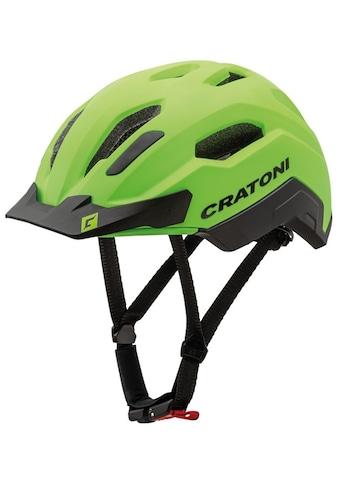 Cratoni Fahrradhelm »City-Fahrradhelm C-Classic« kaufen