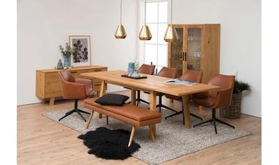 andas Armlehnstuhl »Nina«, in zwei verschiedenen Bezugsqualitäten, Sitzhöhe 49 cm kaufen