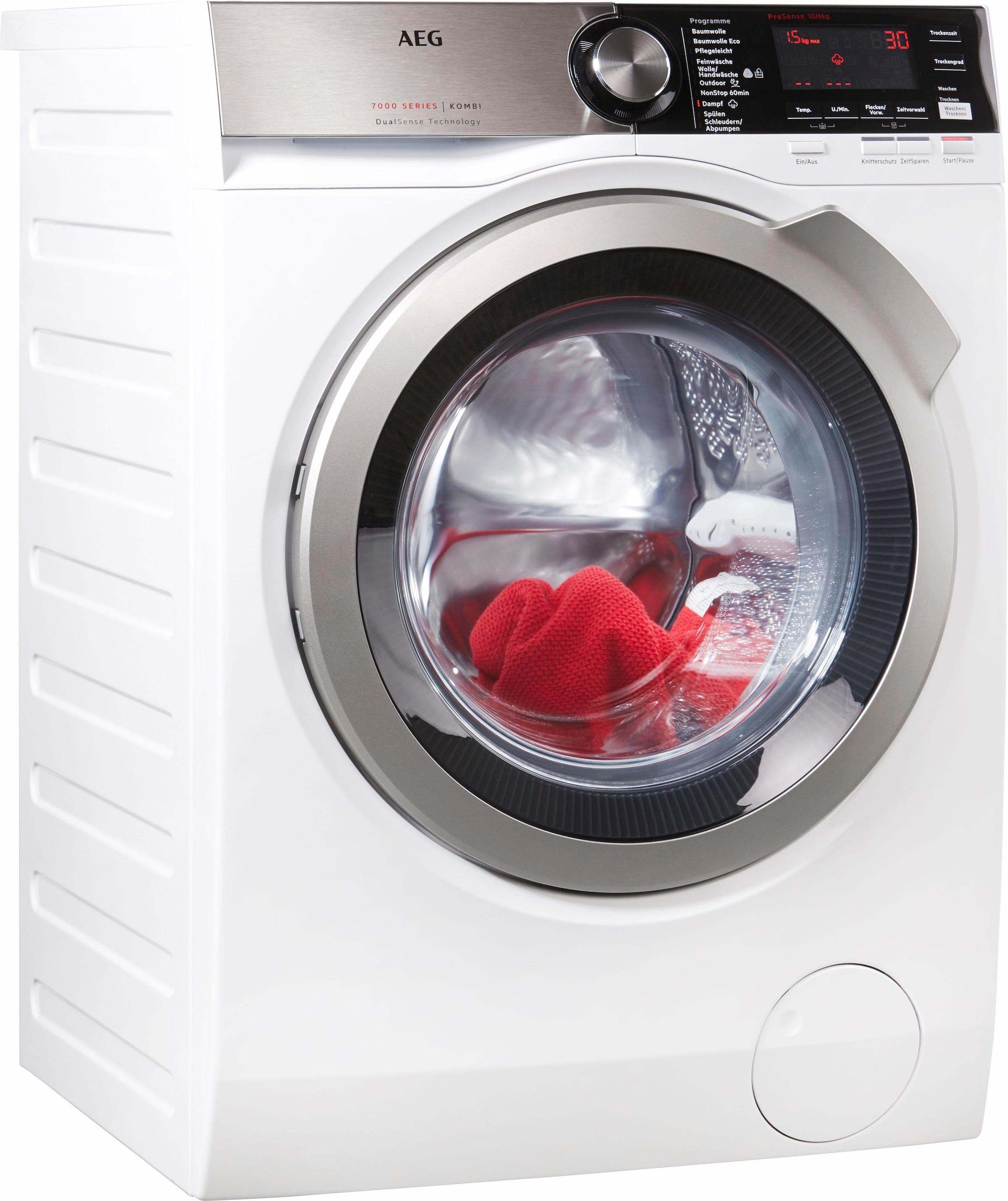 Hoover Kg Waschtrockner In : Waschtrockner im online shop kaufen rechnung raten baur