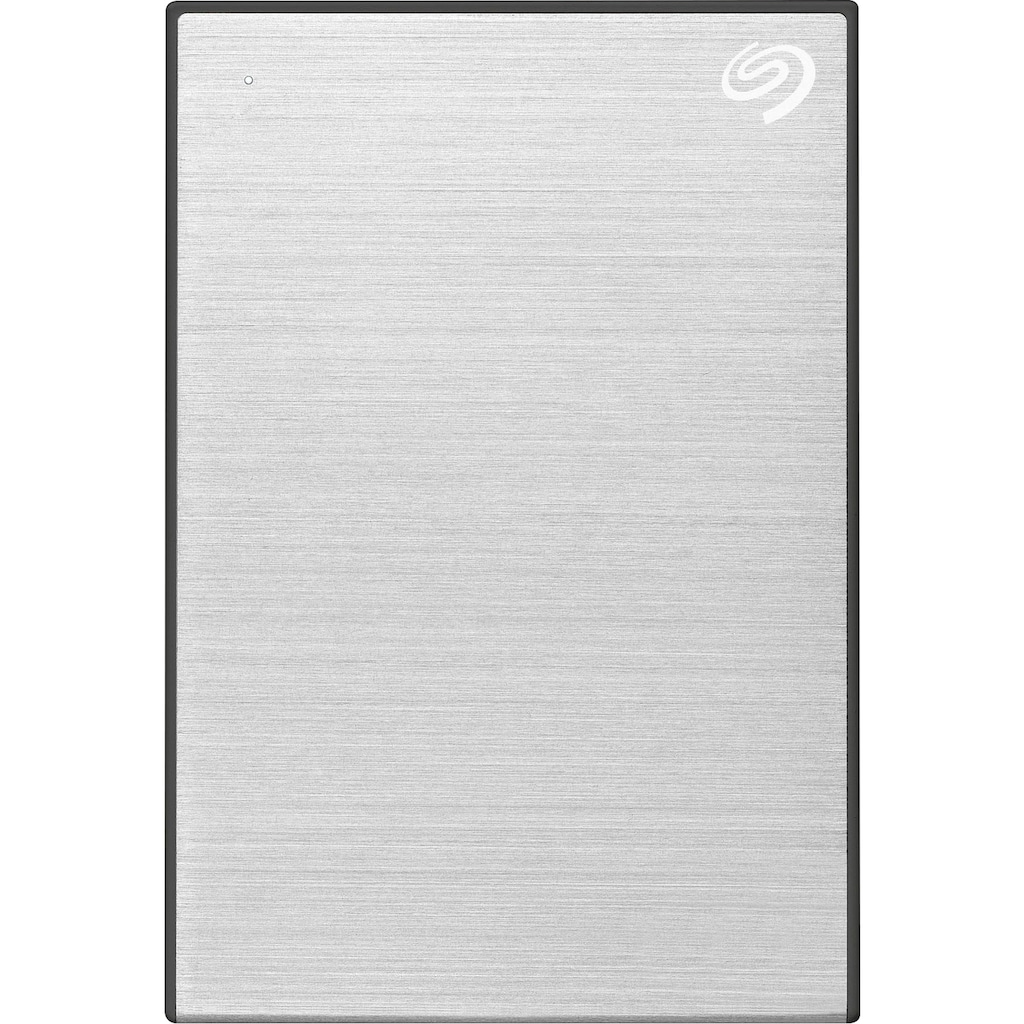 Seagate externe HDD-Festplatte »One Touch Portable Drive 4TB«, Inklusive 2 Jahre Rescue Data Recovery Services