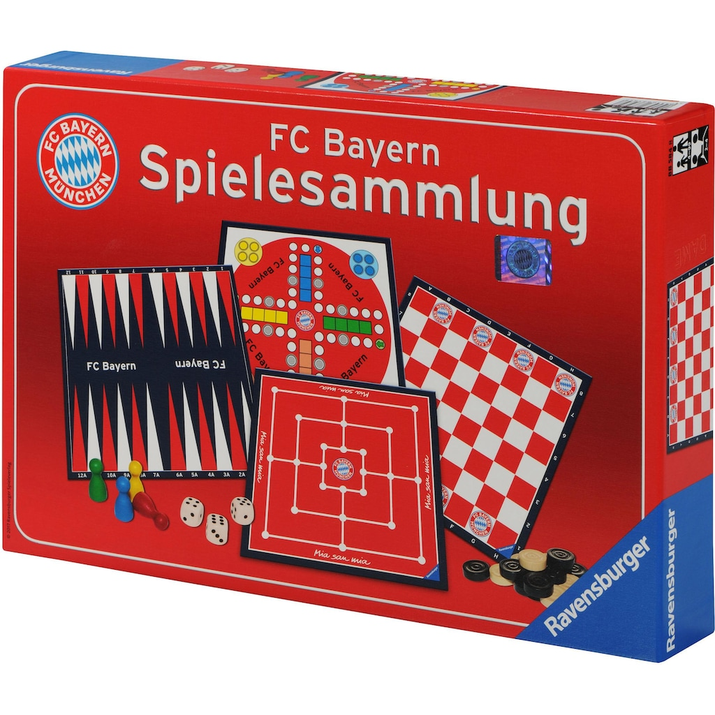 FC Bayern Spielesammlung »FC Bayern«