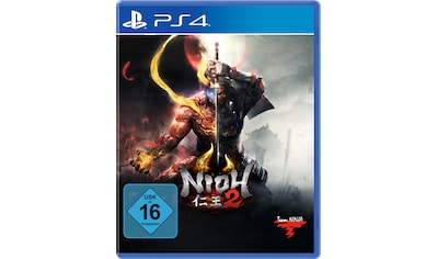 PlayStation 4 Spiel »Nioh 2«, PlayStation 4 kaufen