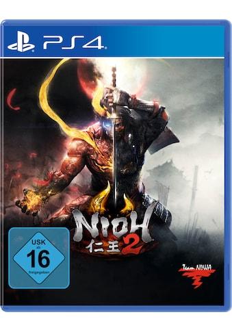 Nioh 2 PlayStation 4 kaufen