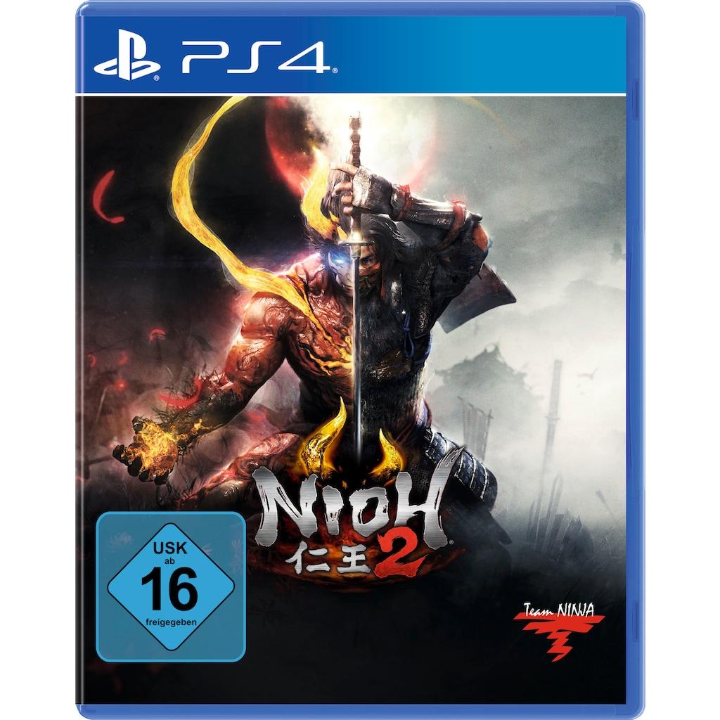 PlayStation 4 Spiel »Nioh 2«, PlayStation 4