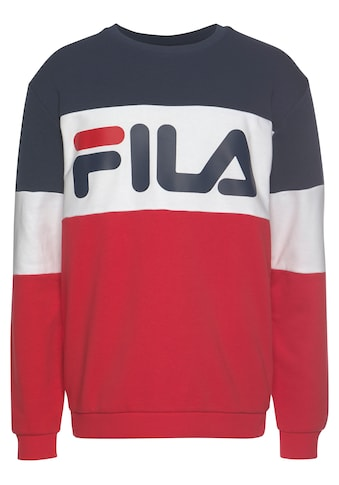 Fila Sweatshirt »STRAIGHT blocked crew« kaufen