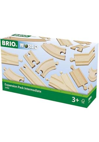 """BRIO® Gleise - Set """"Brio WORLD Mittleres Schienensortiment"""", (Set) kaufen"""