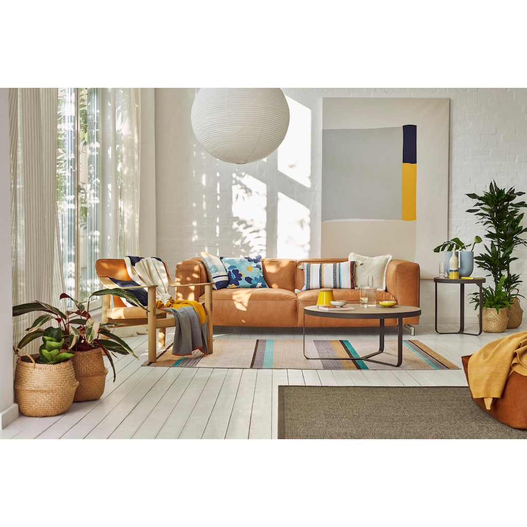 Esprit Wohndecke »Zac«, aus hochwertiger Baumwolle