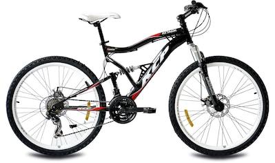 KCP Mountainbike »Attack«, 21 Gang Shimano Tourney RD - TY300 - GS Schaltwerk, Kettenschaltung (1 - tlg.) kaufen