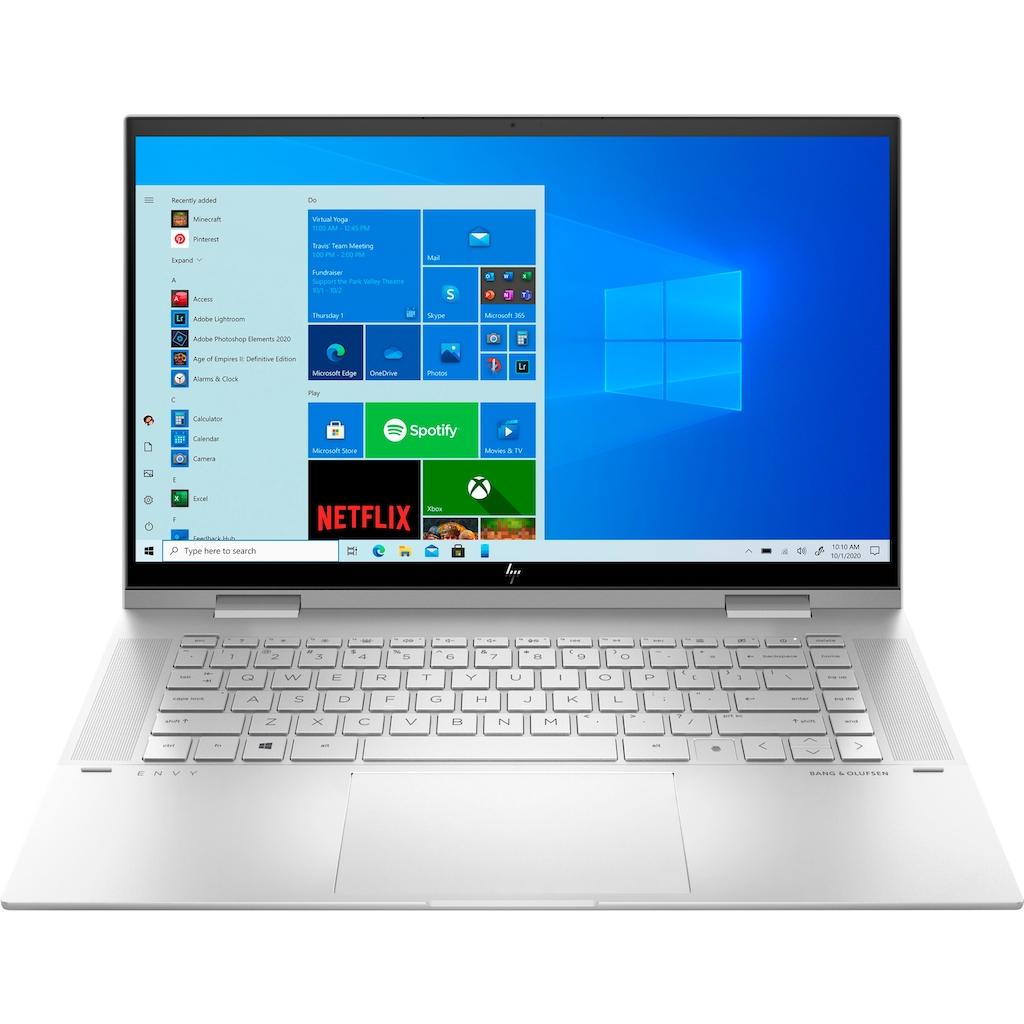 "HP Notebook »15-es0079ng«, (39,6 cm/15,6 "" Intel Core i7 Iris© Xe Graphics\r\n 1000 GB SSD), Kostenloses Upgrade auf Windows 11, sobald verfügbar"