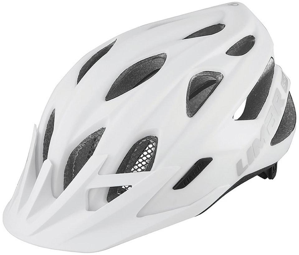 LIMAR Fahrradhelm 545 weiß Rad-Ausrüstung Radsport Sportarten