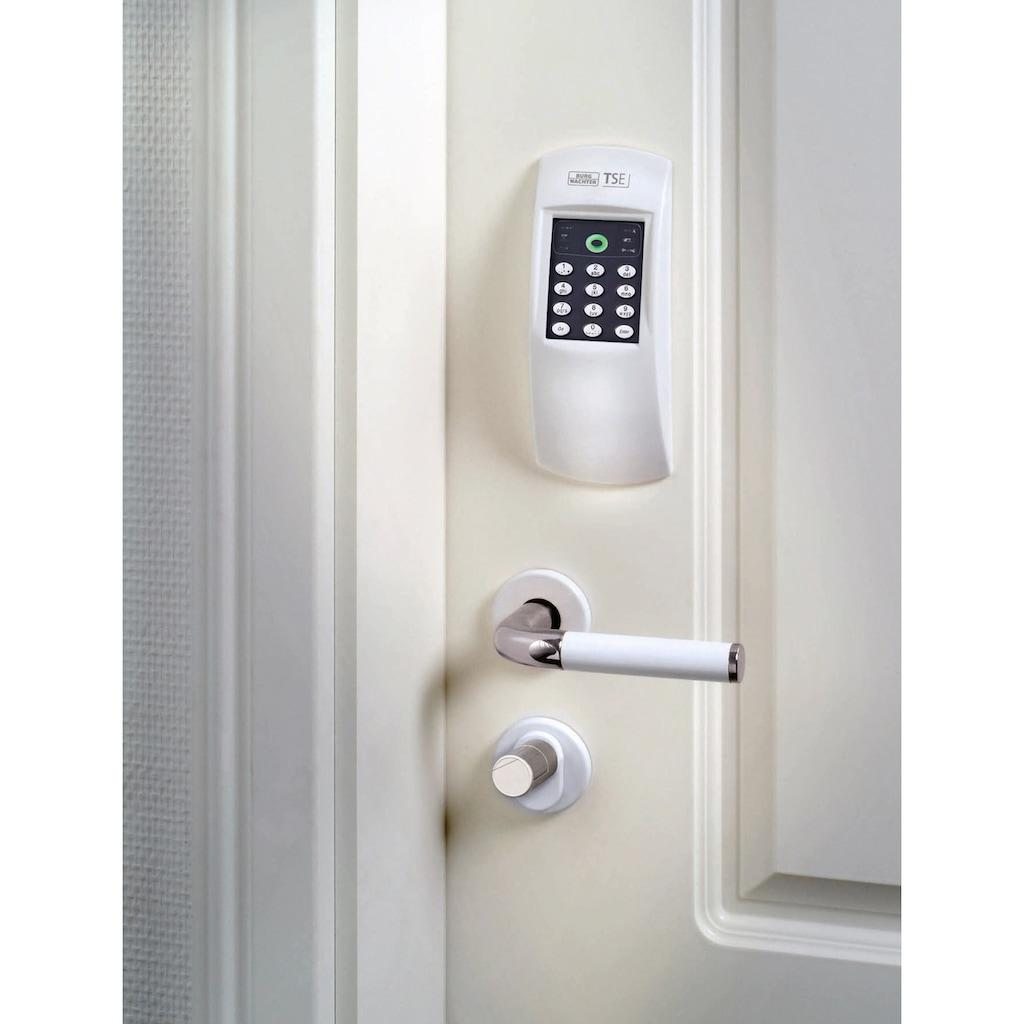 Burg Wächter Türschlossantrieb »TSE Set 4001 Home W«, elektronisches Wireless-Türschloss mit Pincode