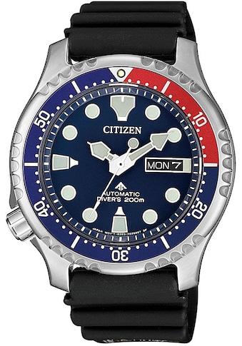 Citizen Taucheruhr »Promaster Marine Automatic Diver, NY0086 - 16LE« kaufen