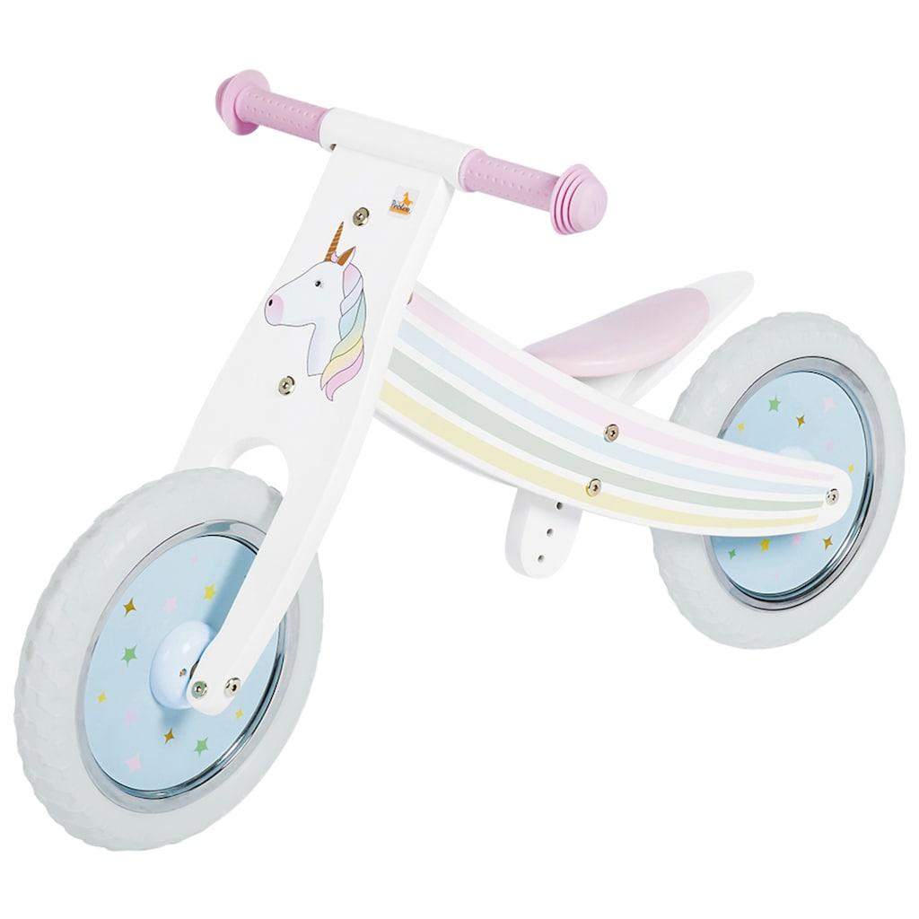 PINOLINO Laufrad »Einhorn«, für Kinder von 2-5 Jahren