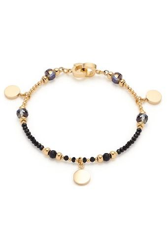 LEONARDO Armband »Cesira Clip&Mix, 018305«, mit Glasperlen kaufen