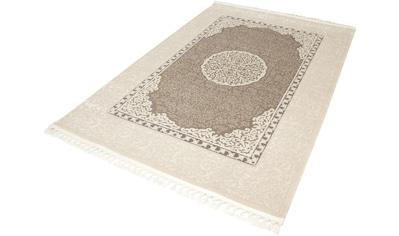 Teppich, »Delüks 6802«, Sanat, rechteckig, Höhe 14 mm, maschinell gewebt kaufen