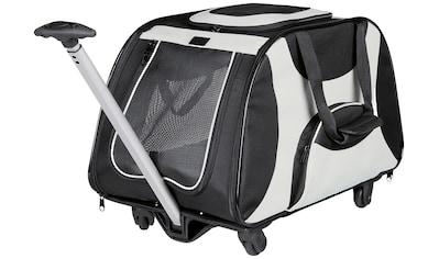 TRIXIE Tiertransporttasche »Trolley«, bis 21 kg, BxTxH: 34x67x43 cm kaufen