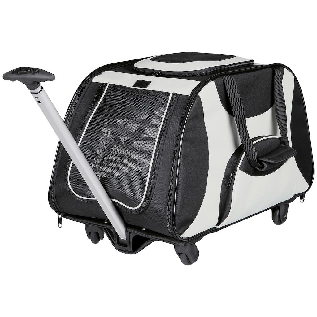 TRIXIE Tiertransporttasche »Trolley«, bis 21 kg, BxTxH: 34x67x43 cm