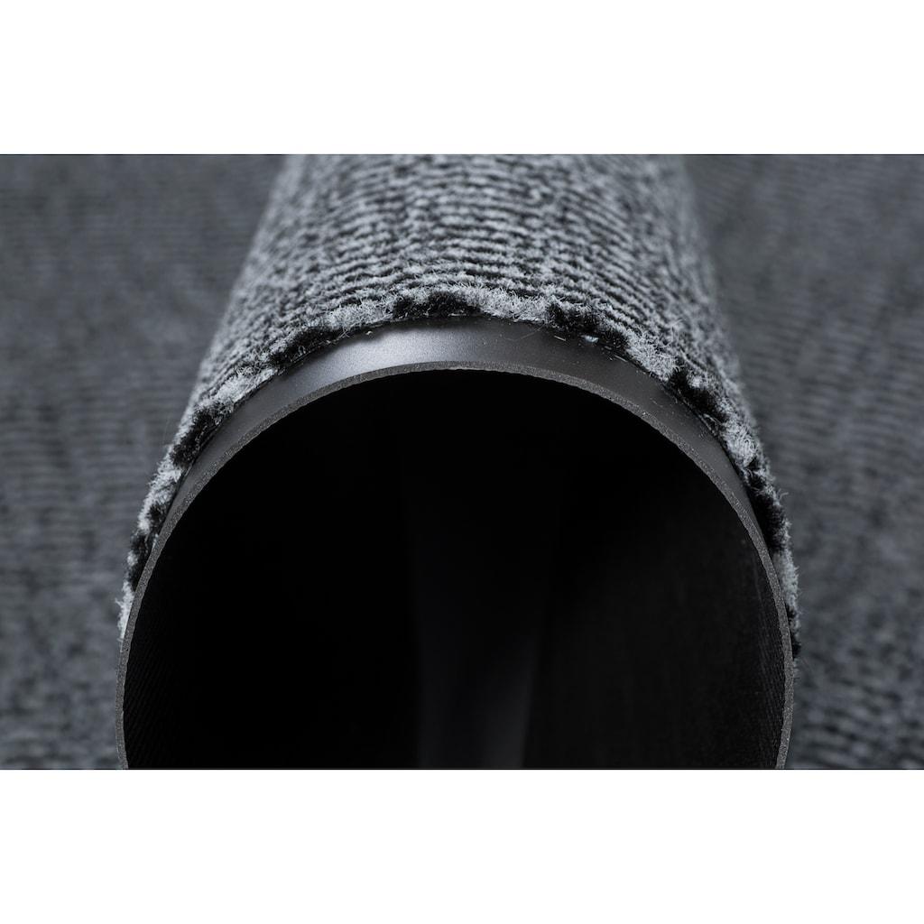 Andiamo Fußmatte »Easy«, rechteckig, 5 mm Höhe, Fussabstreifer, Fussabtreter, Schmutzfangläufer, Schmutzfangmatte, Schmutzfangteppich, Schmutzmatte, Türmatte, Türvorleger, In- und Outdoor geeignet, auch in Läufergrößen erhältlich, Kundenliebling mit 4,5 Sterne-Bewertung!