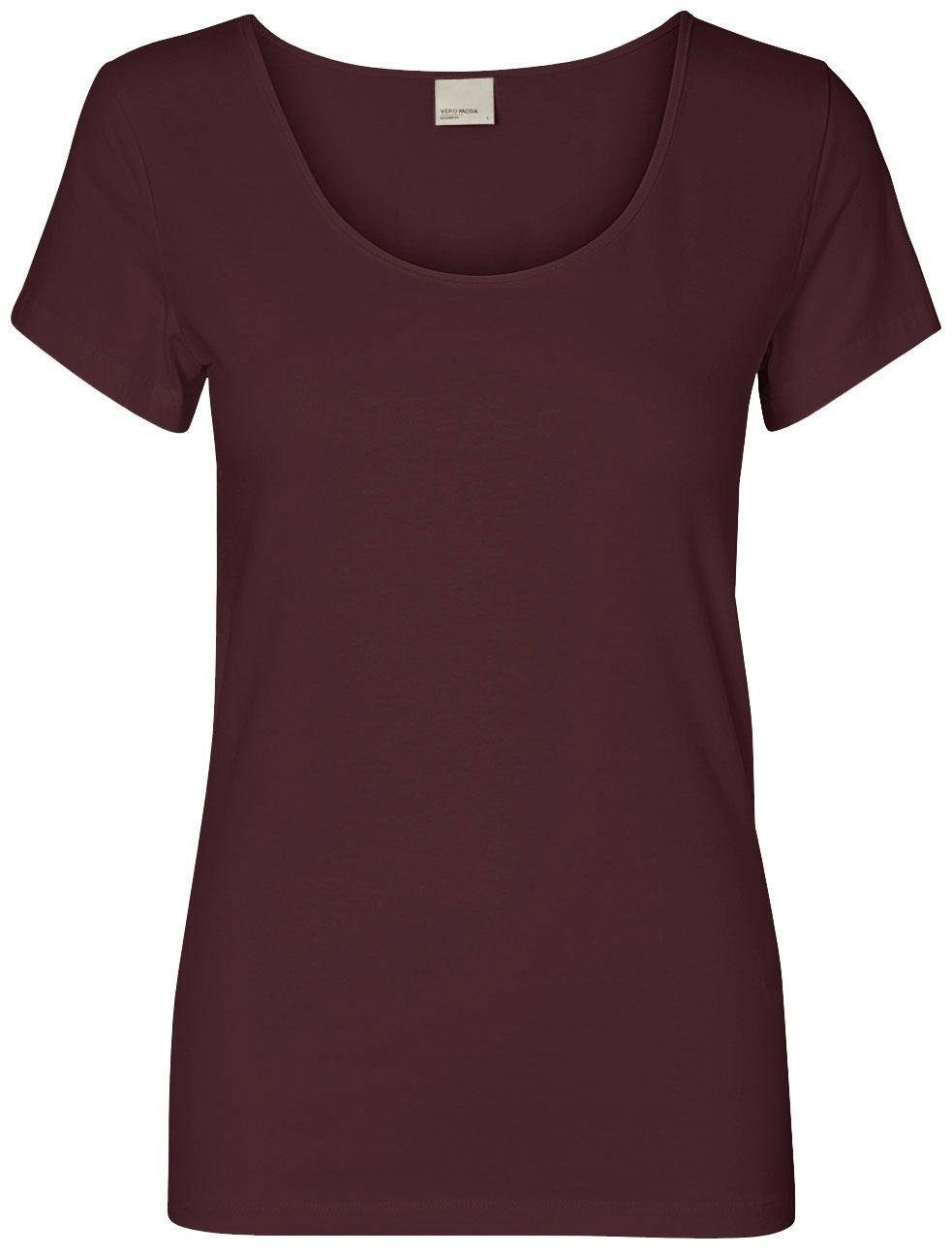 Vero Moda Rundhalsshirt MAXI   Bekleidung > Shirts > Rundhalsshirts   Vero Moda