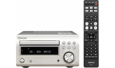 Denon »RCD - M41DAB« CD - Player (FM - Tuner mit RDS) kaufen