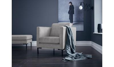 andas Sessel »Dornburg«, mit angenehm weichem Bezug aus Samtvelours oder Luxus Mikrofaser kaufen