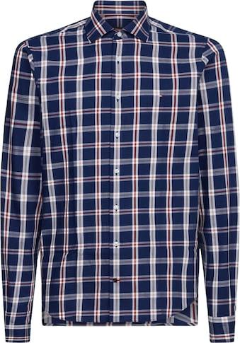 Tommy Hilfiger Langarmhemd »CL LARGE TWILL CHECK SHIRT« kaufen