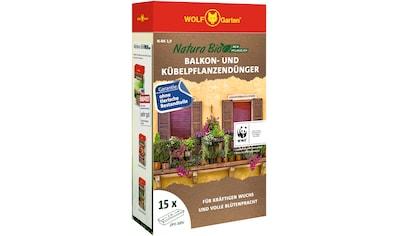 WOLF GARTEN Balkon -  und Kübelpflanzendünger »Natura - Bio N - BK 1,9« kaufen